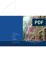 2010 Commencement Cover
