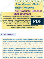 Charcoal from Coconut Shell - A Valuable Resource, Coconut Shell Products, Coconut Shell Charcoal Manufacturing Plant, Detailed Project Report, Profile, Business Plan, Industry Trends, Market Research, Survey, Manufacturing Process, Machinery, Raw Materials, Feasibility Study, Investment Opportunities, Cost and Revenue, Plant Economics, Production Schedule, Working Capital Requirement, Plant Layout, Process Flow Sheet, Cost of Project, Projected Balance Sheets, Profitability Ratios, Break Even Analysis