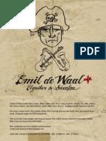 Emil de Waal+ - Elguitar & Saxofon