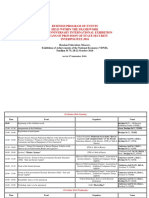 Interpolitex-2016 Business Program Distribution