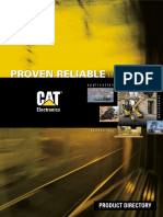 Catalog Caterpillar Electronics Products Control Modules Displays Monitors Electrical Components Communications