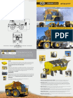 Catalog Mega Mtt20 Caterpillar 777 Rigid Frame Truck Tank Specalog Applications Features Benefits Specifications