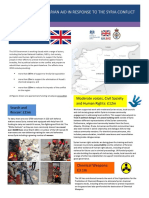 Syria UK Non-Humanitarian Support - Public Document