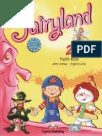 Fairyland 2 - Pupils book