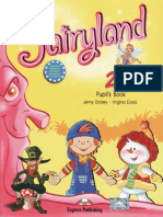 Fairyland 2 - Pupils book
