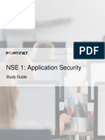 NSE1 Application Security