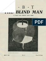 the blind man n°2 mai 1917