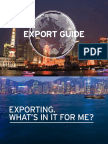 Your Essential Guide to Exporting