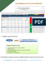 Metodología Para Planes Tácticos_operativos