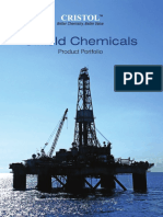 CRISTOL Oilfield Chemical Brochure New