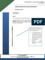 Informe Tanque Hidroneumatico