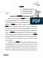 Redacted Order Sanctioning CPS