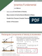 Lecture01 - At Dynamics Fundamentals