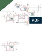 One Line Diagram Area Magelang