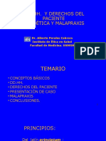 Dd Hh Dd Pac Be Malapraxis (4.11.15)