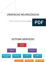 URGENCIAS NEUROLÓGICAS