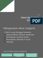 Hana Handwiratna pr cne vulgaris.pptx
