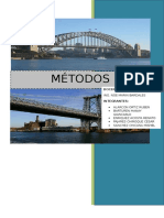 Método Matricial Estructuras