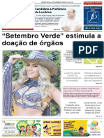 Jornal União, exemplar online da 08/09 a 14/09/2016.