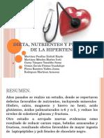 DIETA, NUTRIENTES Y PREVENCIÓN DE LA HIPERTENSIÓN.pptx