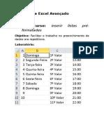 Apostila de Excel Avançado (1)