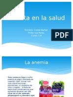 La Fruta en La Salud Gretel Ibañez