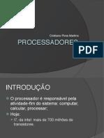 Aula 7 - OAC - Processadores