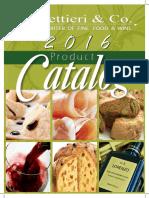 Lettieri & Co. 2016 Product Catalog