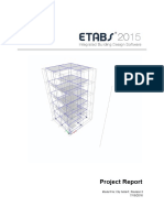 ETABS 2015 15.0.0-Report Viewer