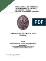 24 Dam Diagnostico de La Realidad Peruana.doc 30 de Agosto 2015