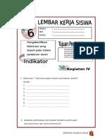 Dokumen.tips Lks 6 Sistem Peredaran Darah