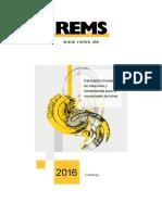REMS Katalog 2016 ESPoP - Stand 2015-10-09