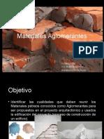 Construcción1 CO6 Materiales Aglomerantes