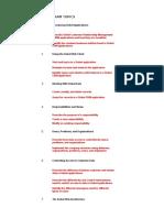 Temas Examen de Certificación Siebel