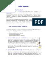 Cuestionario de Analitica (1) Volumetria