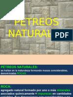 Construcción1 CO5 Petreos Naturales