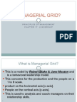 Managerial Grid