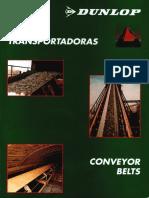 Catalogo Cintas Transportadoras (DUNLOP)