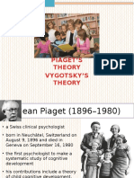 Piaget & Vygotsky Theories