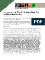 4-Esthetica-LevinsonFirstArtArt-UnconsciousArtandNon-WesternArt-2011-01-06.pdf