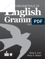 Fundamentos da Gramática inglesa