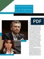 Macri,El Sindrome de Estocolmo y Las Clases en Argentina