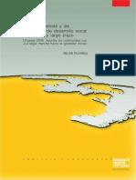 Los Progresistas y Las Estratégias de Desarrollo Social a Mediano u Largo Plazo - Uruguay 2005