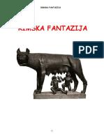 Rimska fantazija -Dmitrij Bajda, Elena Ljubimova