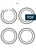 Planetary Squares II (Circles)