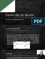 Producción de Tiourea