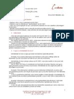 Mentalidade Risco na ISO 9001:2015 (Tradução Livre)