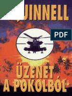 A. J. Quinnell - Uzenet a Pokolbol
