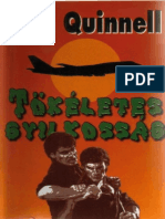 A. J. Quinnell - Tokeletes Gyilkossag