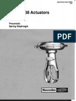 Masoneilan+-+37+and+38+Series+Spring+and+Diaphragm+Actuator+Spec+Data (1)